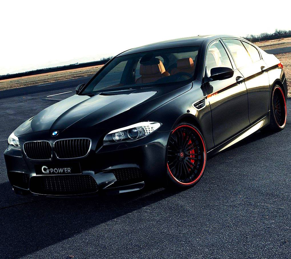 Bmw M5 G - Power
