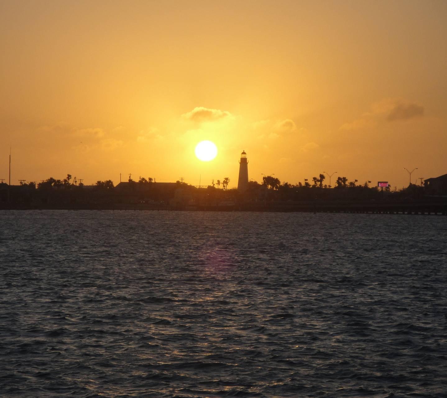 Port Isabel Sunset