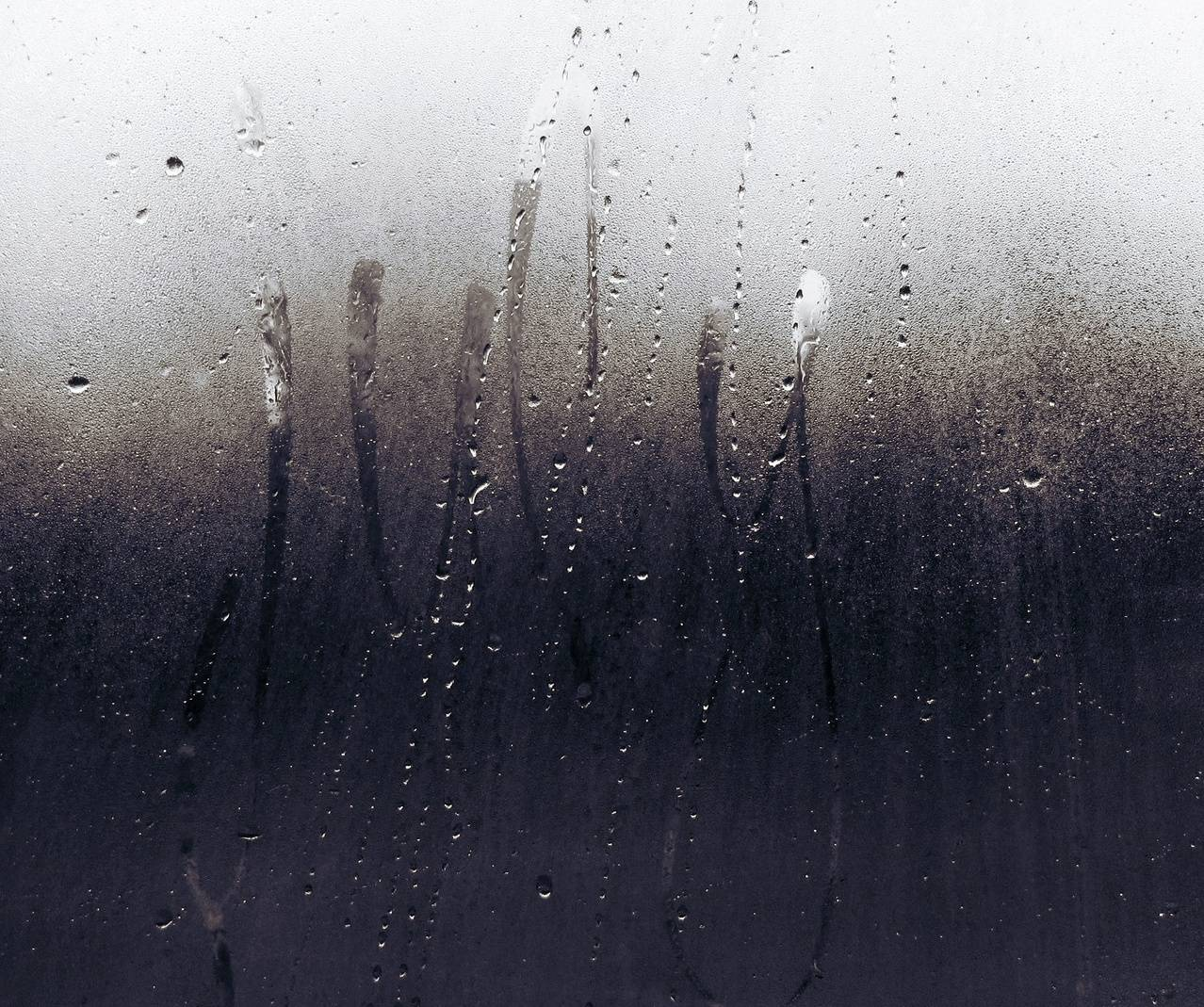 Misted Over Glass