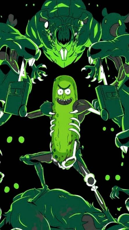 Pickle rick Wallpapers - Free by ZEDGE™