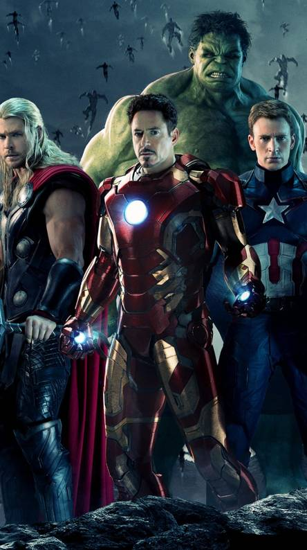 Avengers Wallpapers Free By Zedge