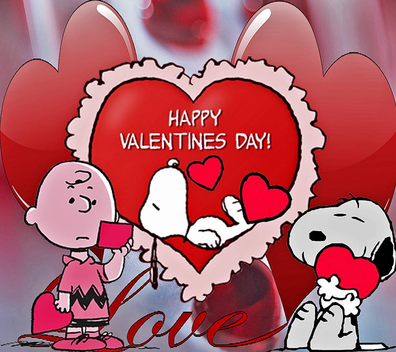 snoopys valentines