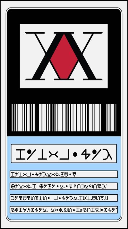Hunter x License