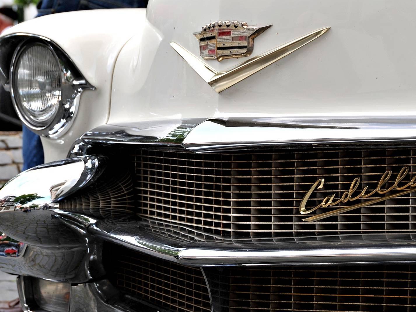 Cadillac Old