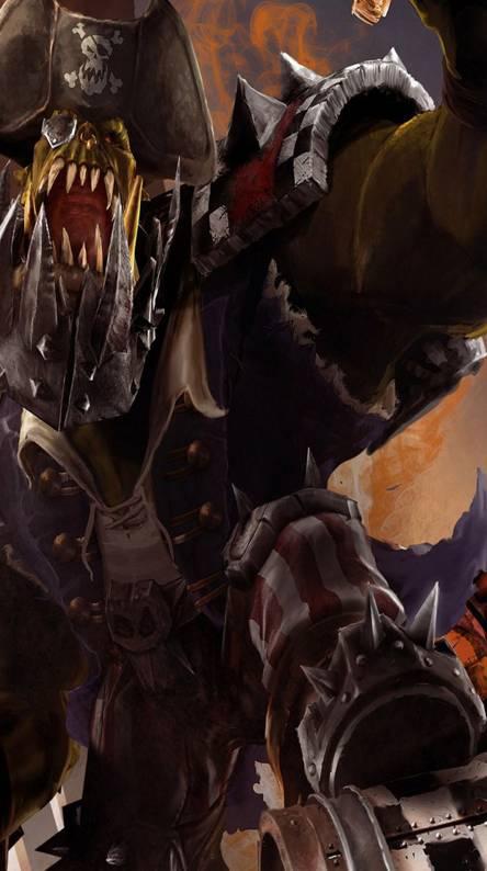 Orcs Warhammer