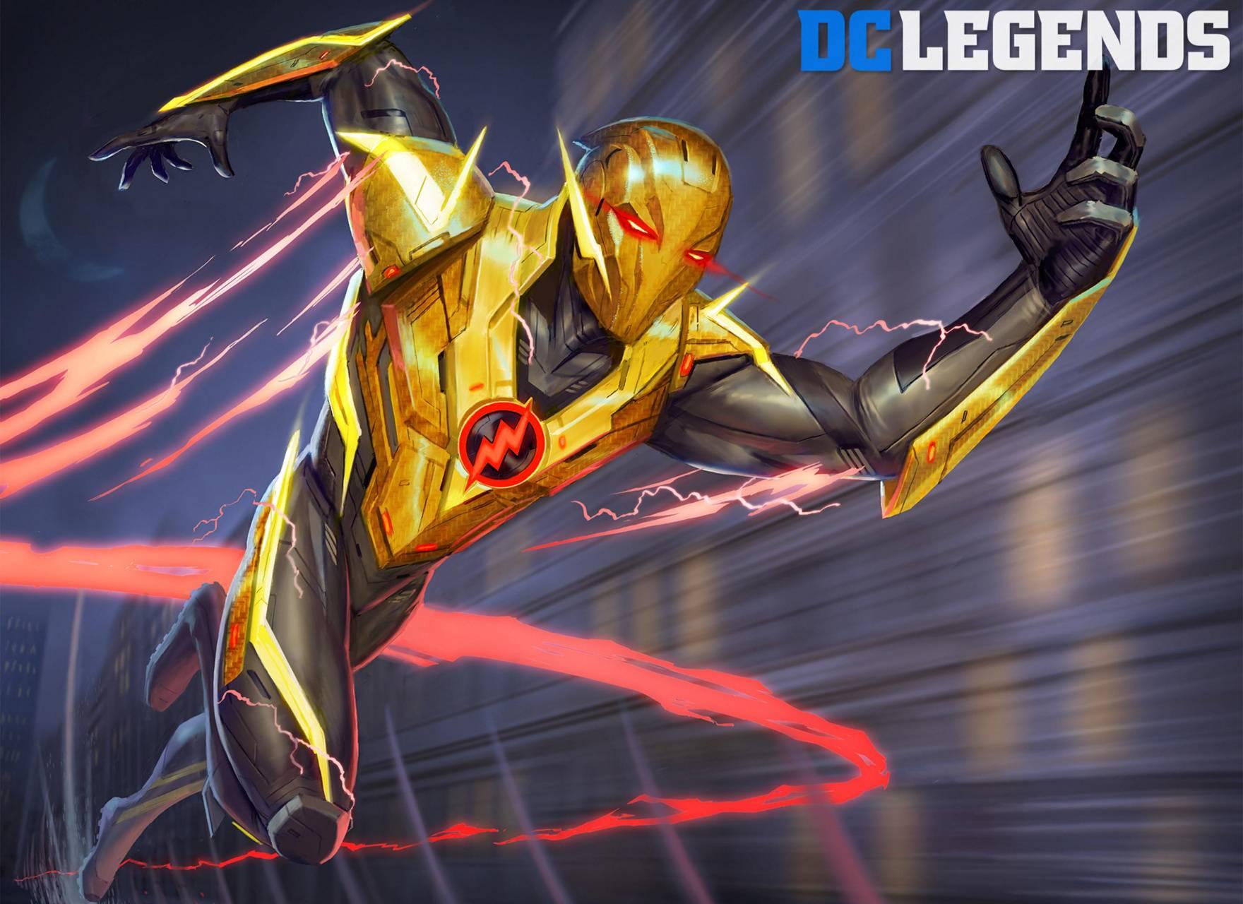 DC Reverse Flash