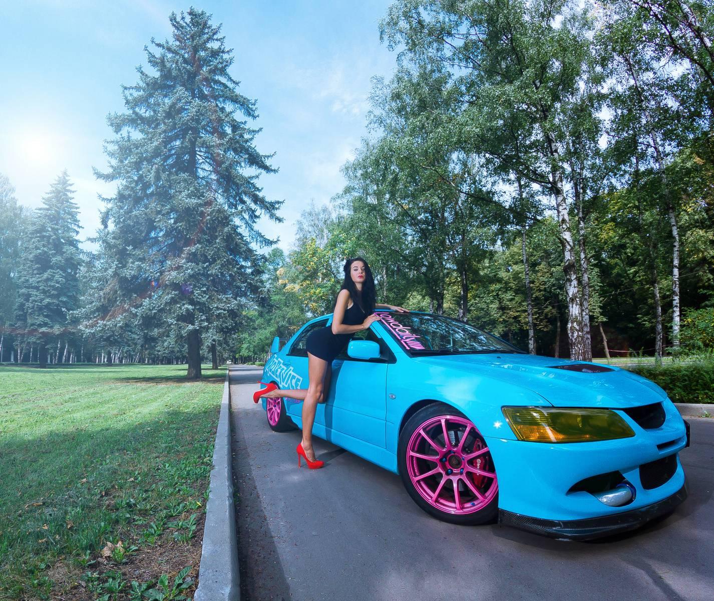 Car I Girl