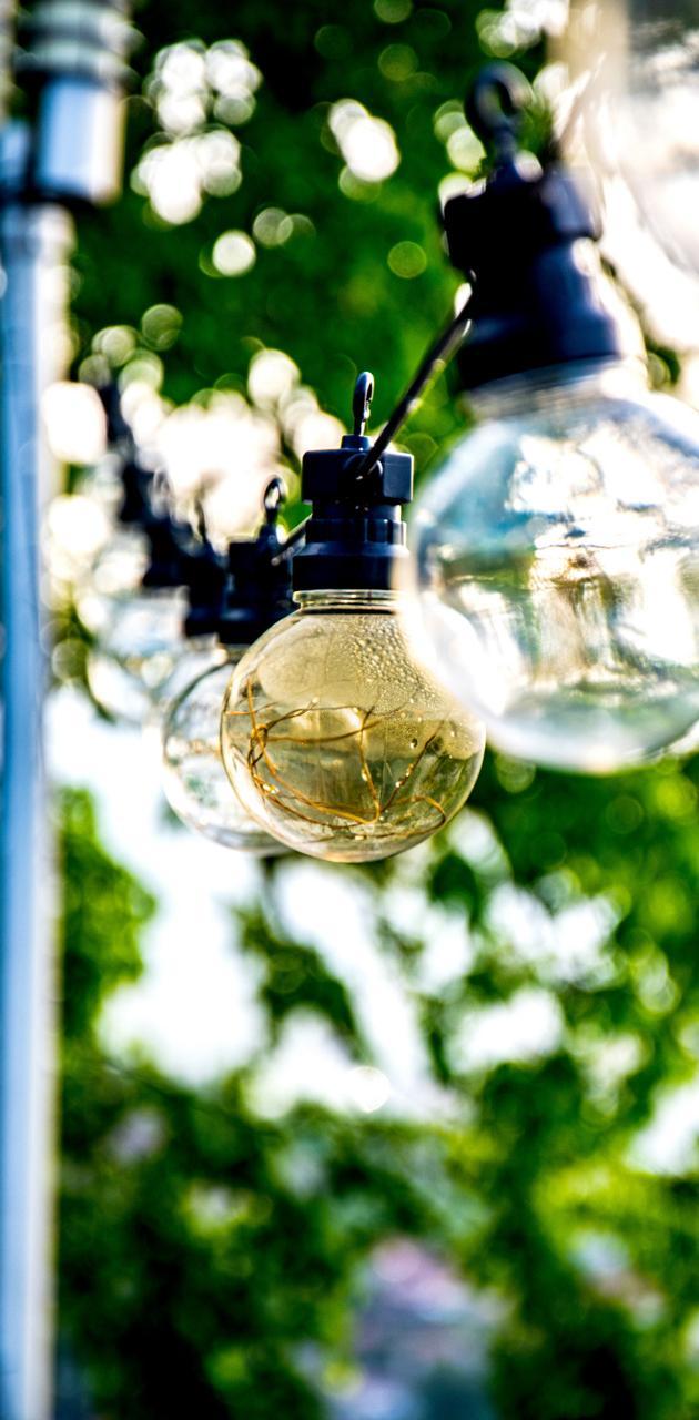 Outdoor Lightbulb