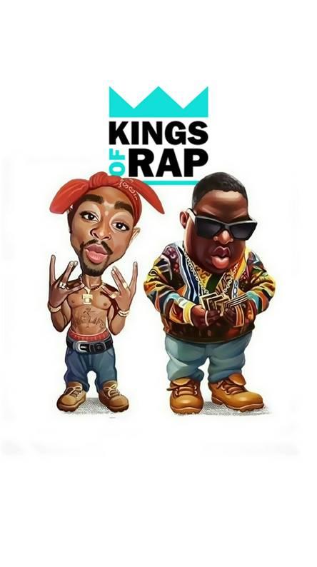 Rap Kings 2pac BIG
