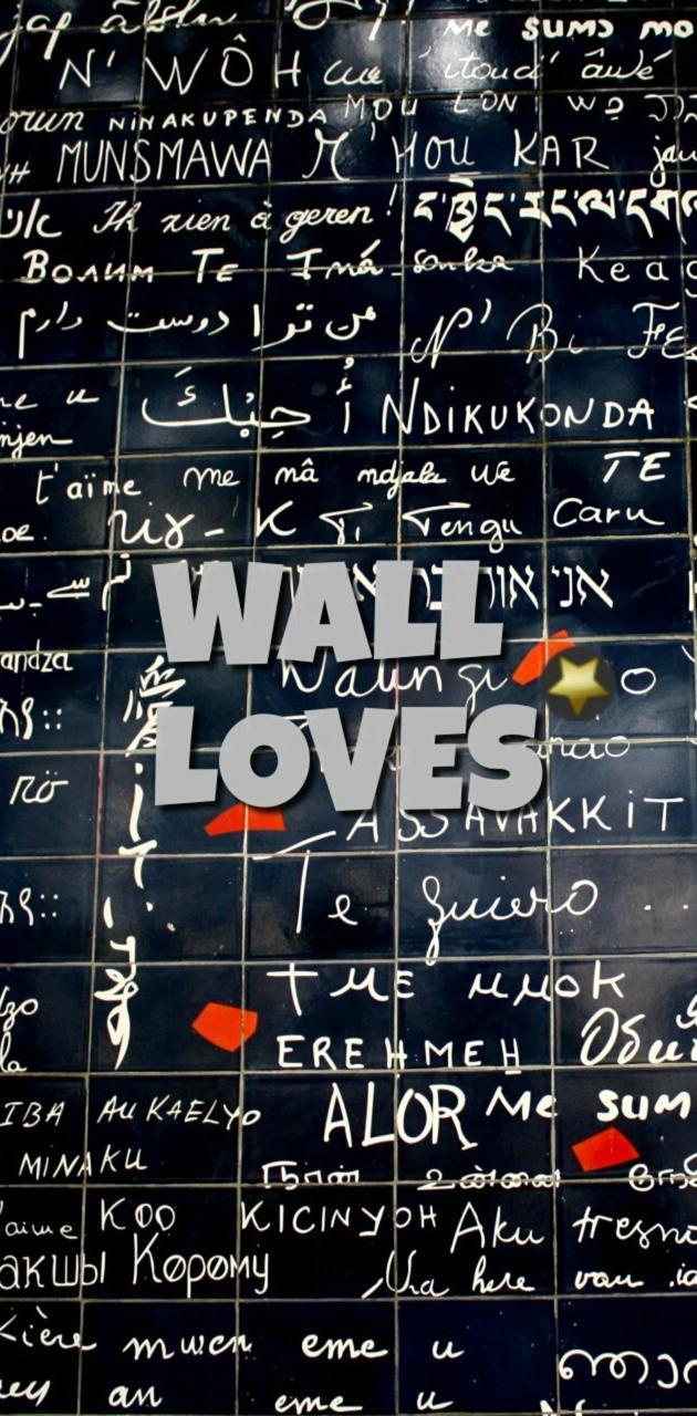 Wall Loves