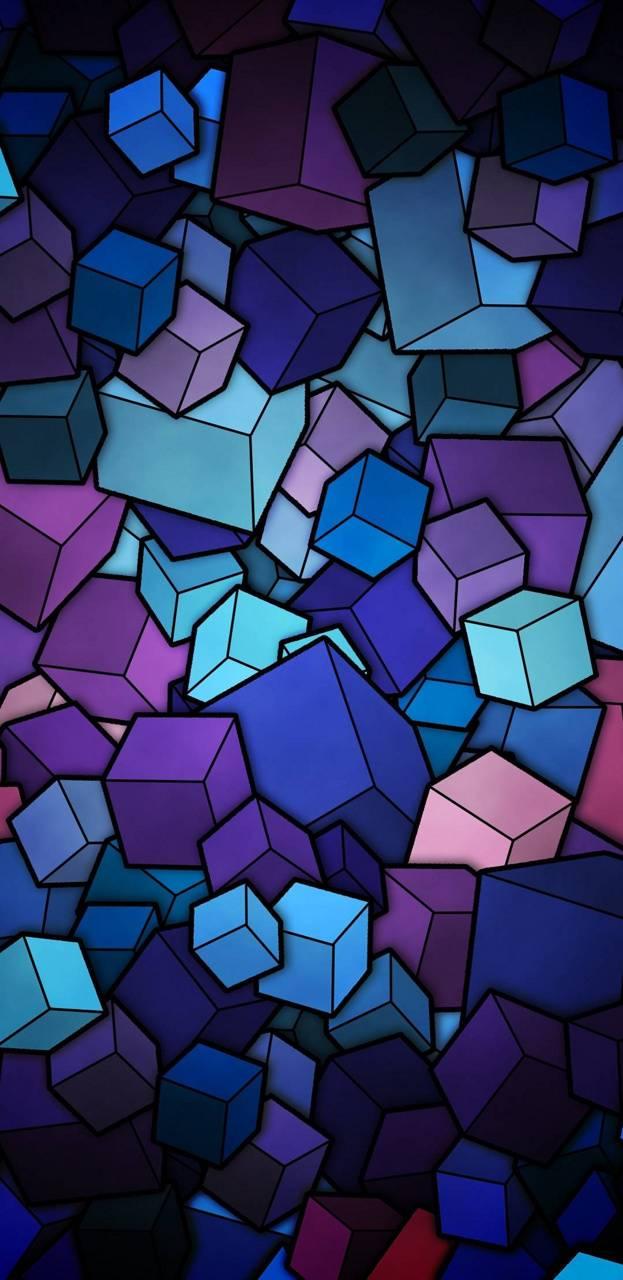 Colour bricks