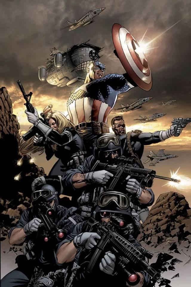 Captain America I4