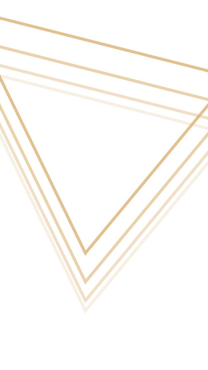 Triangles Gold