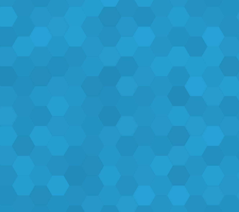 CM12 Hexography blue