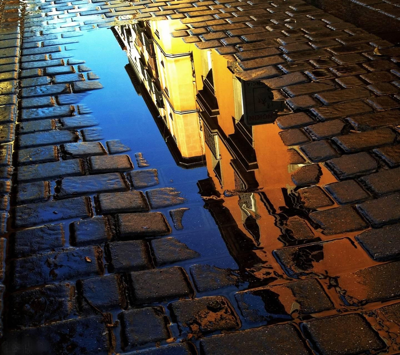 brick refection