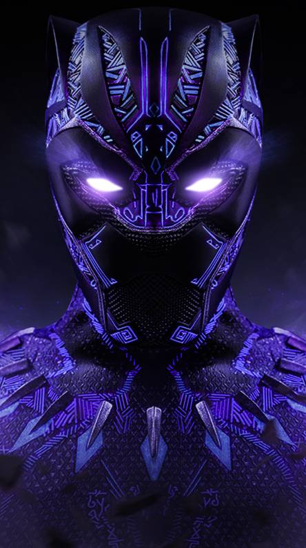Wallpapers Of Black Panther For Mobile Djiwallpaper Co