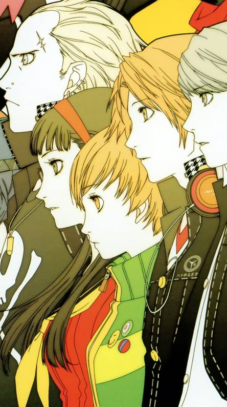 Persona 4 Soundtrack Ringtones And Wallpapers Free By Zedge