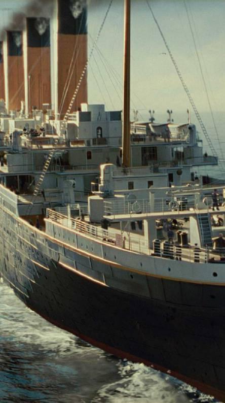 Titanic Sea 1