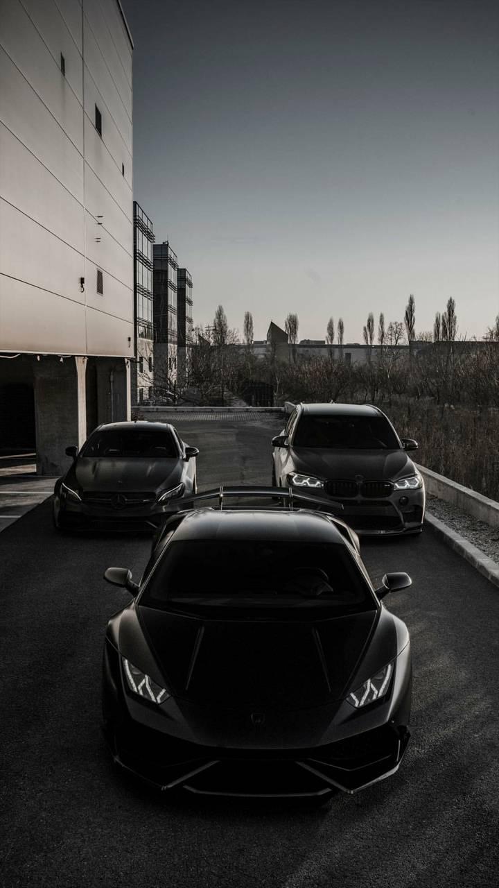 Murdered cars