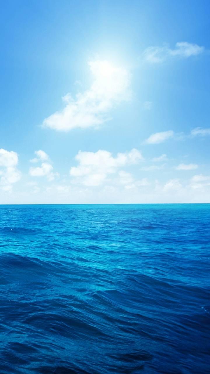 hd blue sea