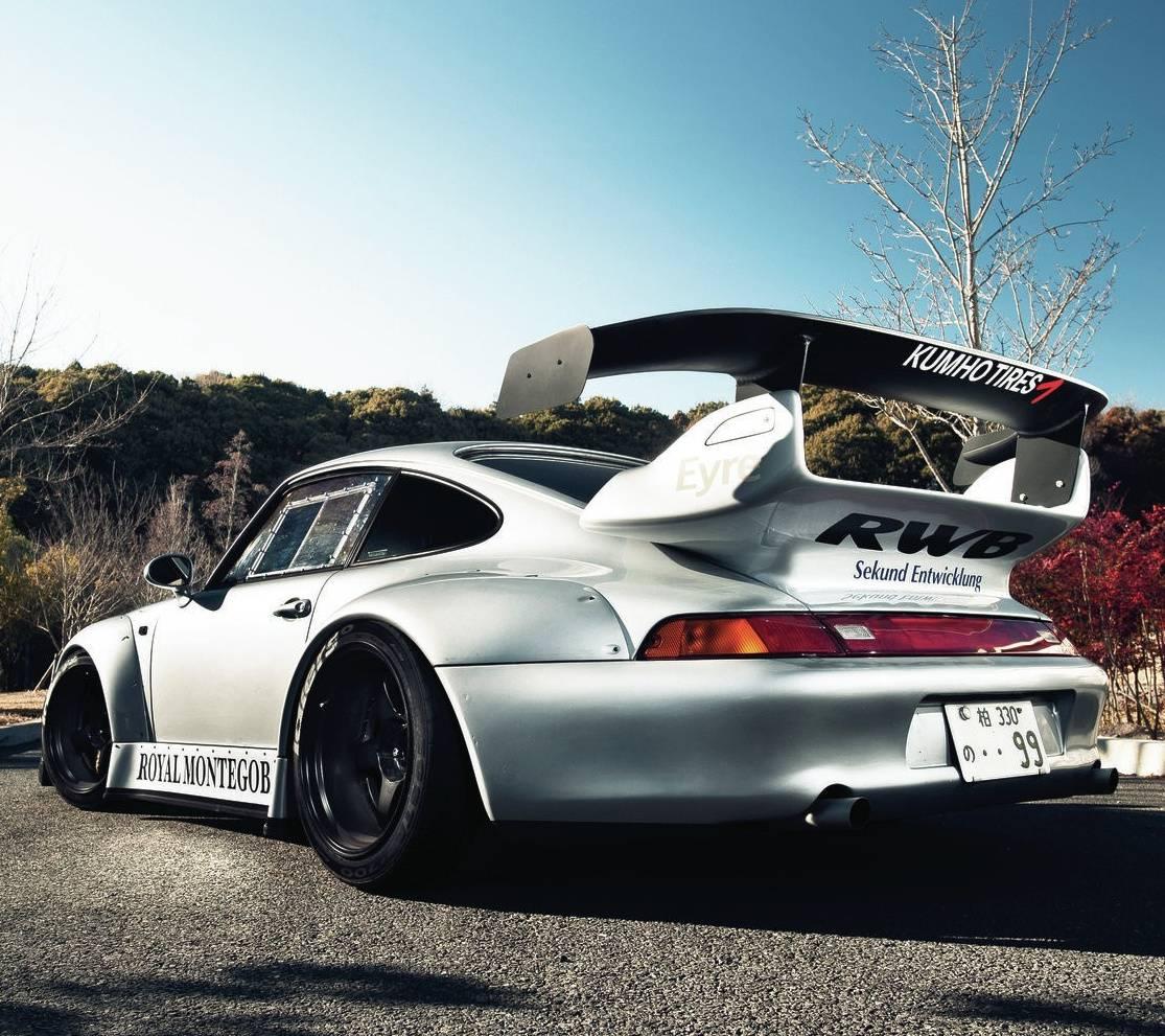 Awesome Porsche