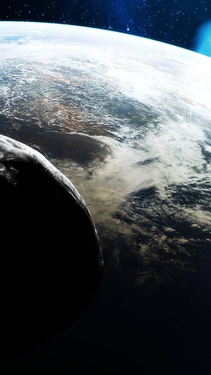 earth asteroid