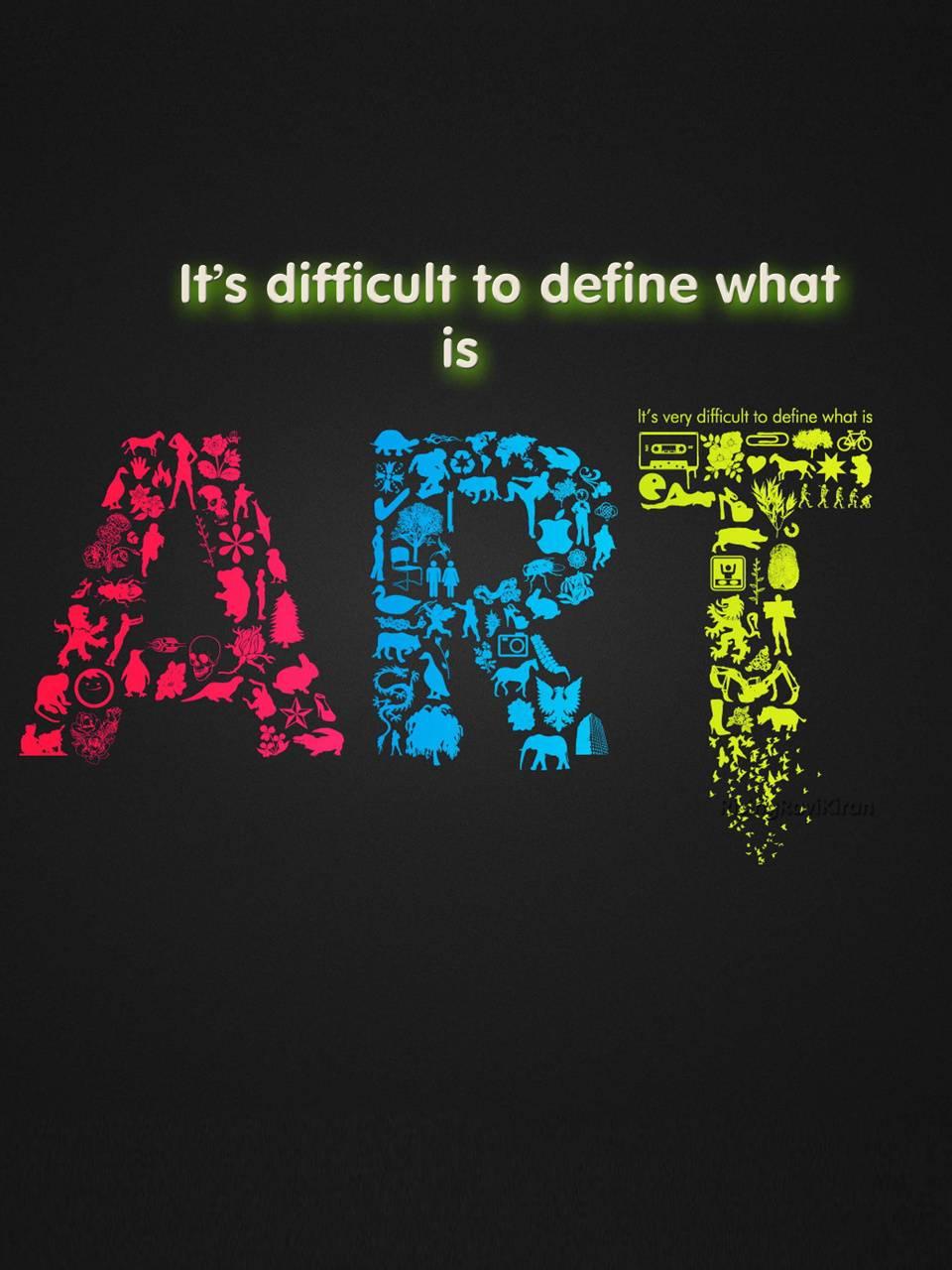 Wat Is Art