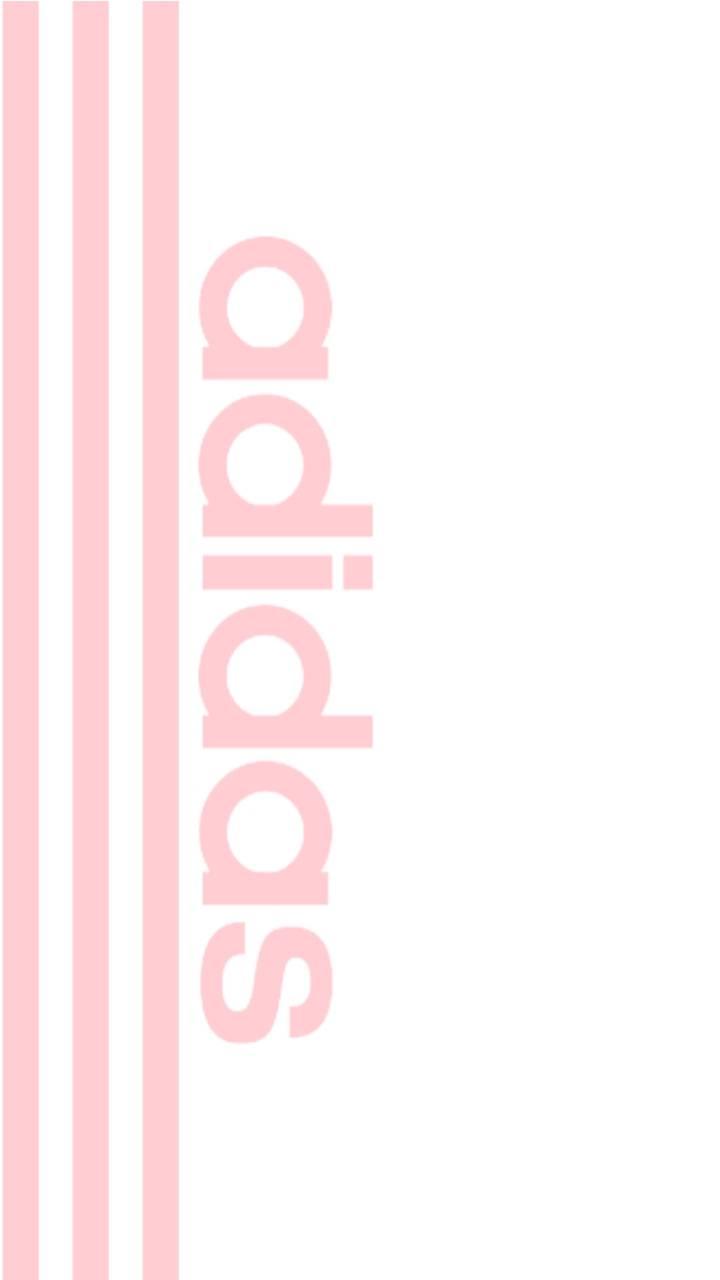 Adidas White-Pink