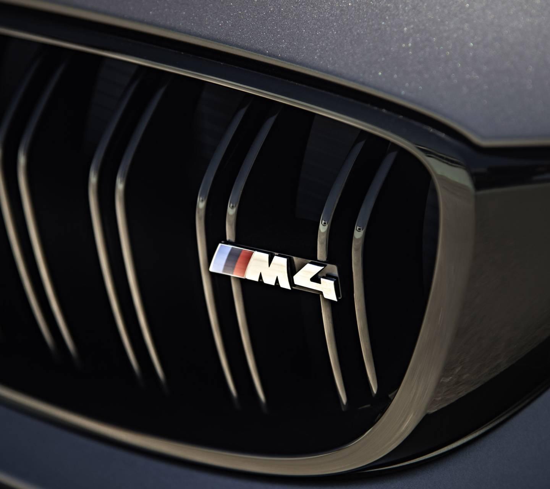 M4 Badge