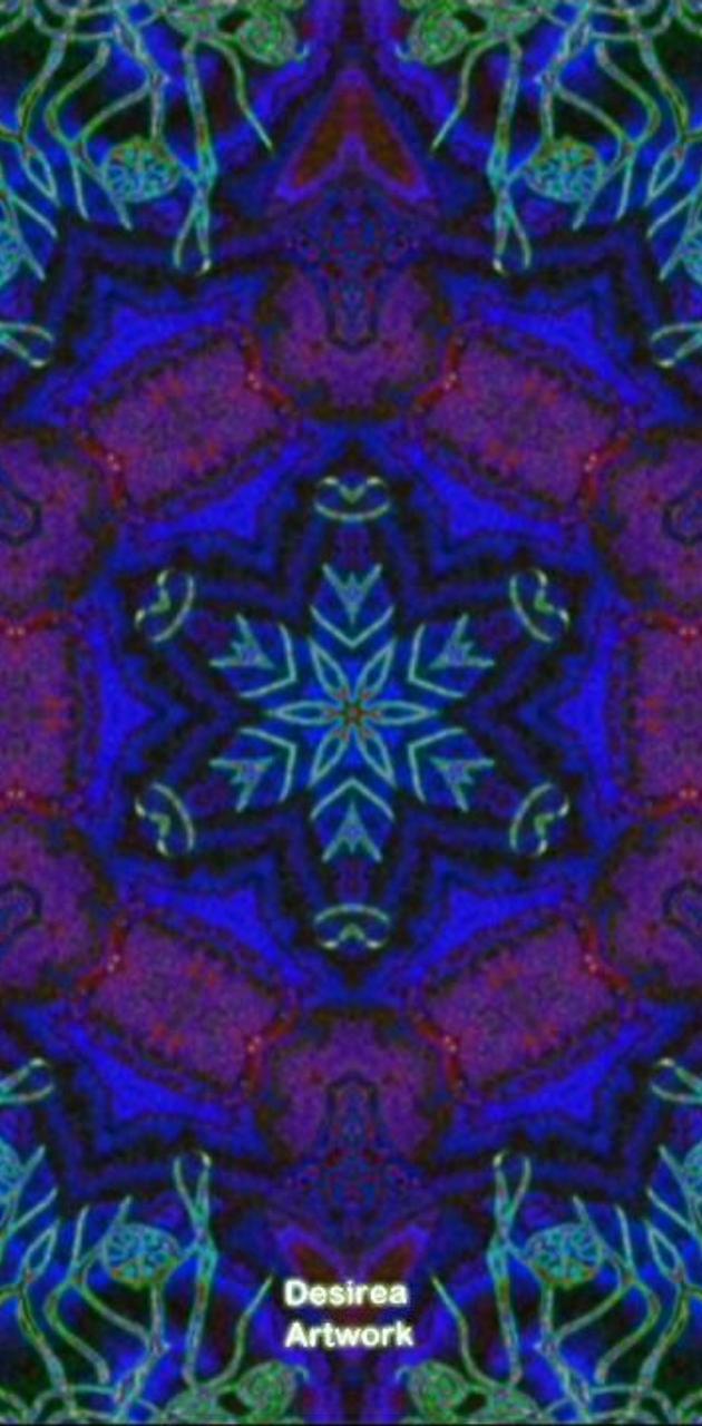 Bioluminescent Lotus