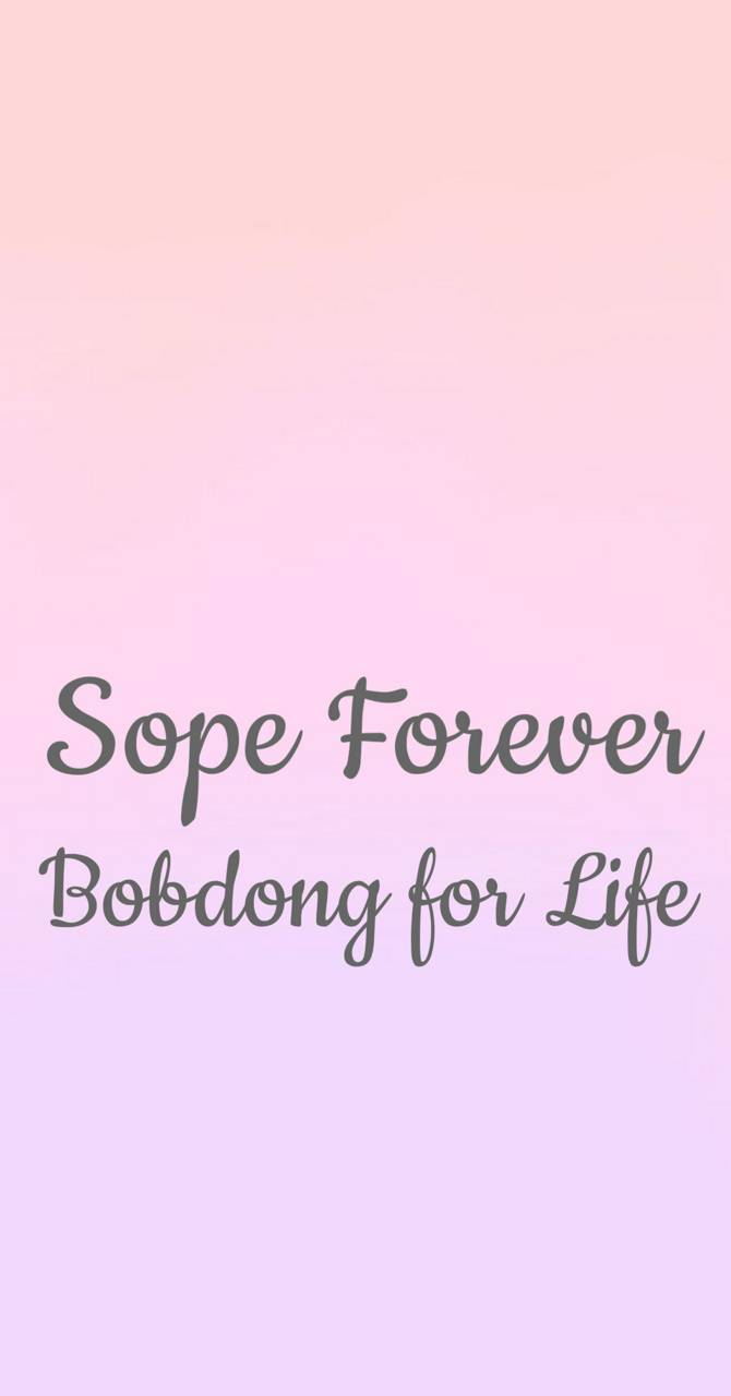 Sope Bobdong Ships