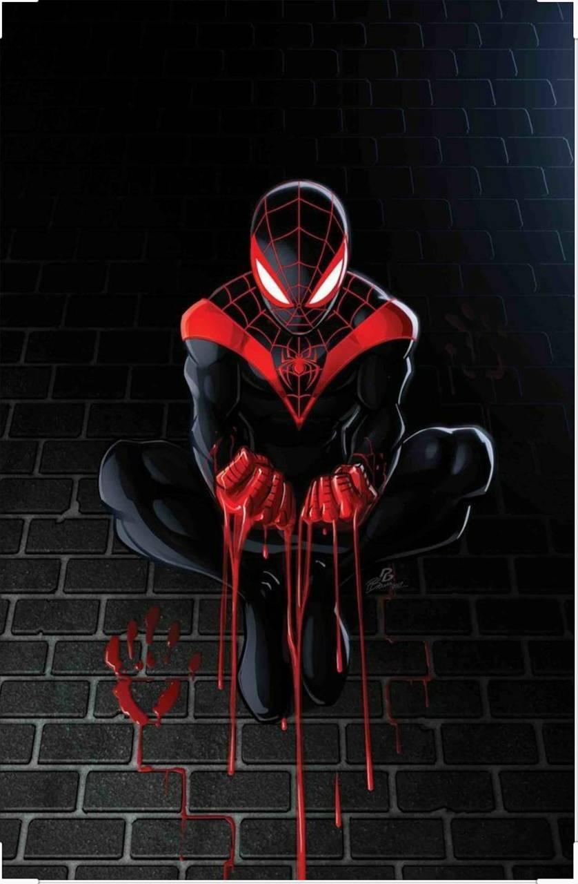 Spider blood