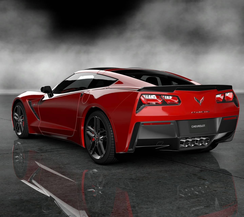 corvette concept hd