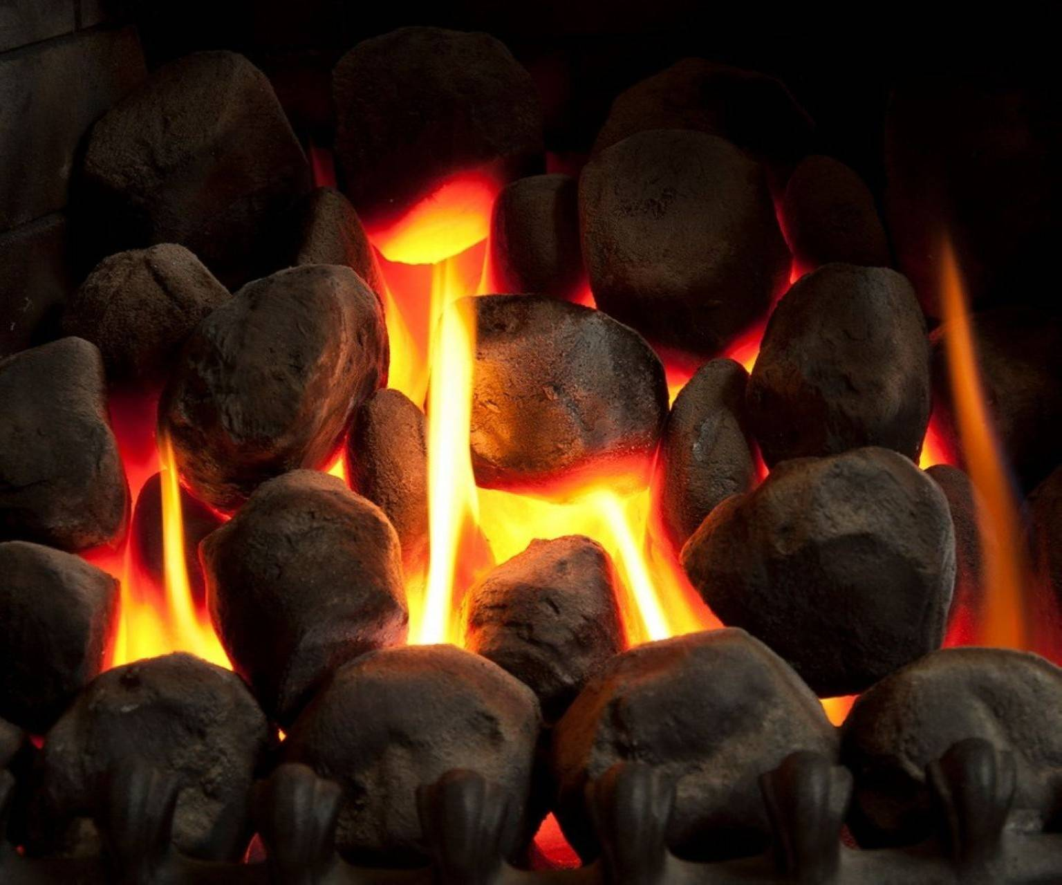 Fire And Coal