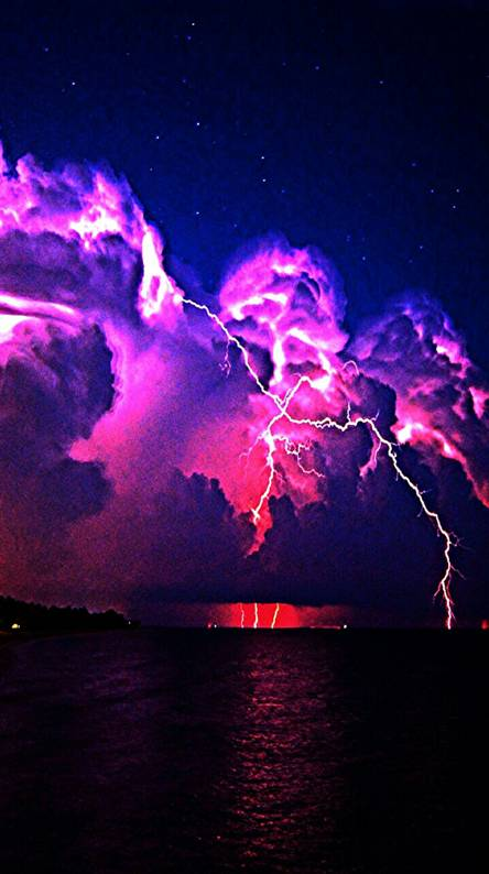 Lightning Cloud