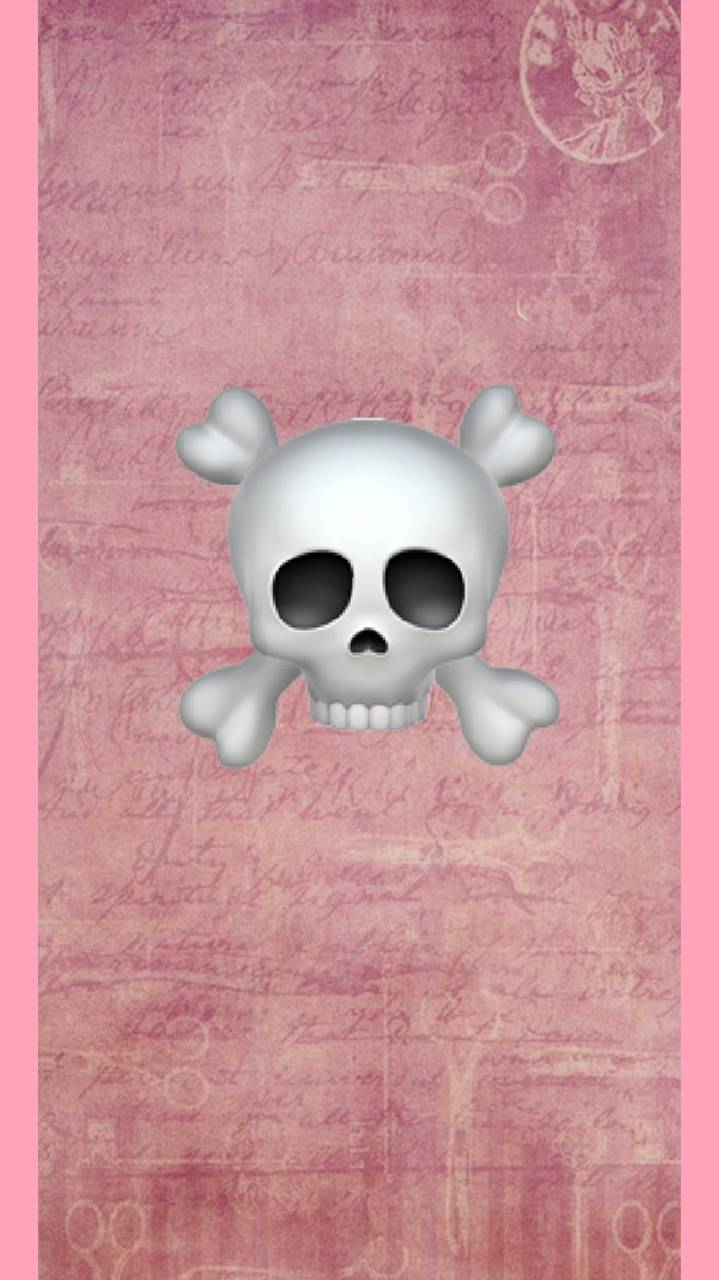 Girly Skull Wallpaper By Lauraellenw 3c Free On Zedge