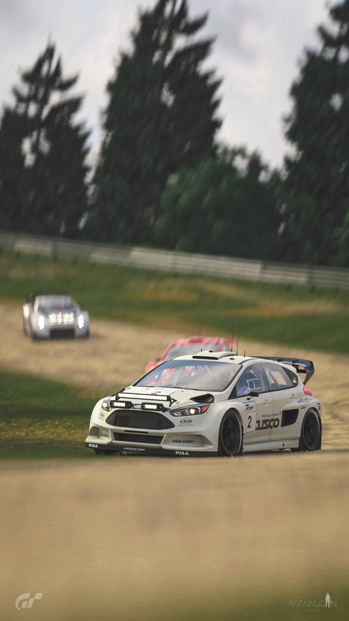 ford rally