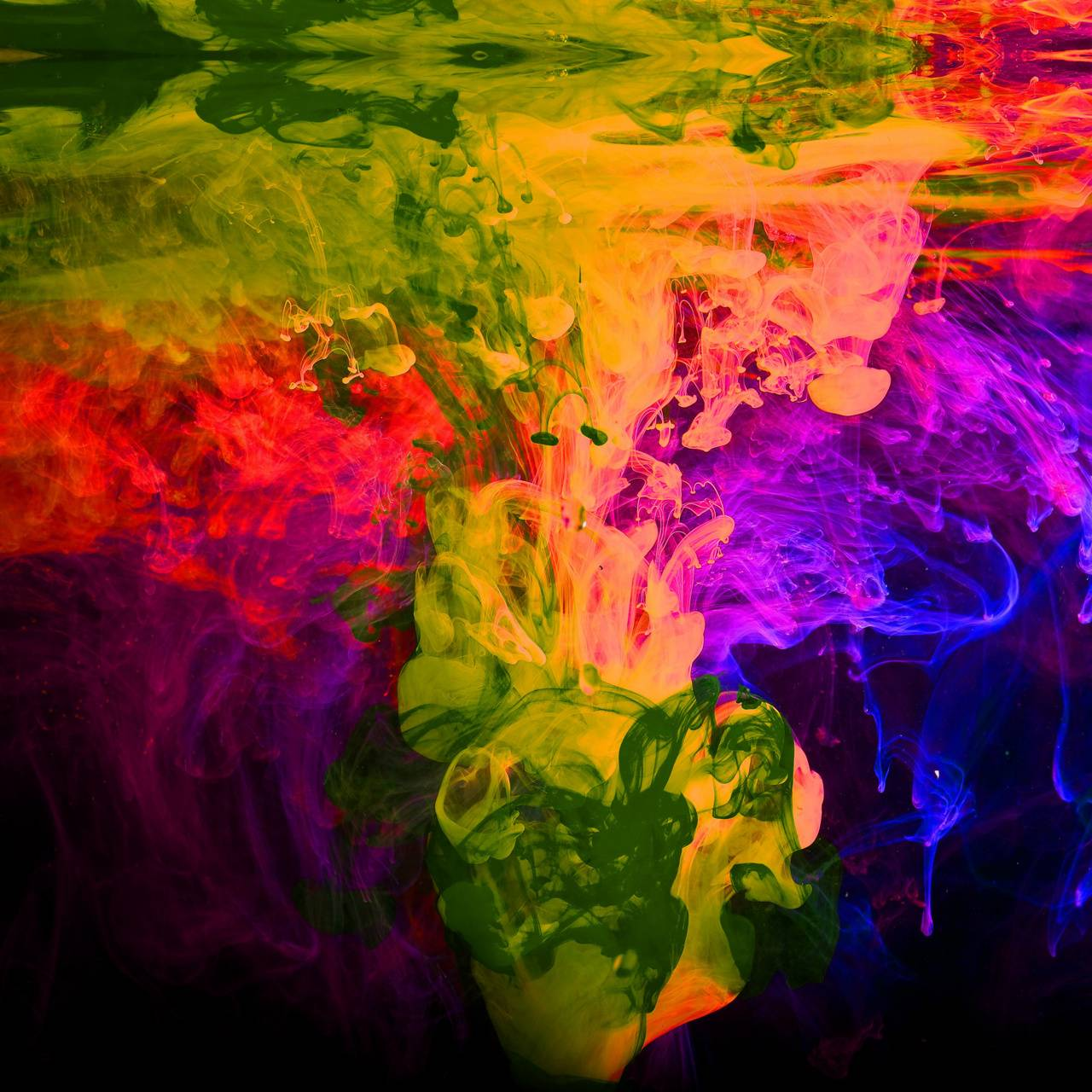 Color Water