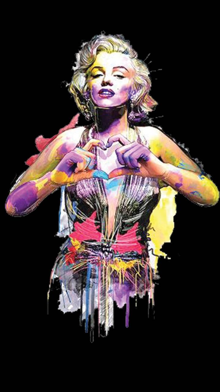 Marilyn Monroe Wallpaper By Kreatornapadov 06 Free On Zedge