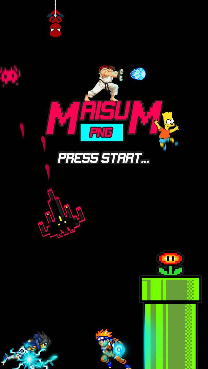 Maisum game wallpape