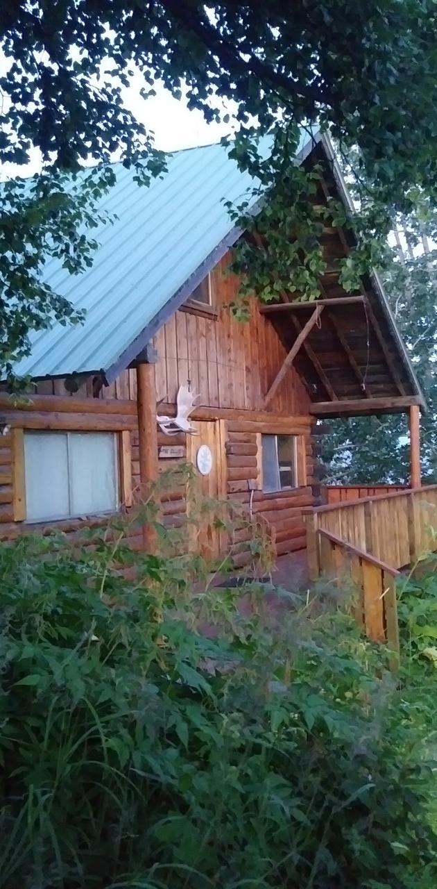 Log Cabin Alaska