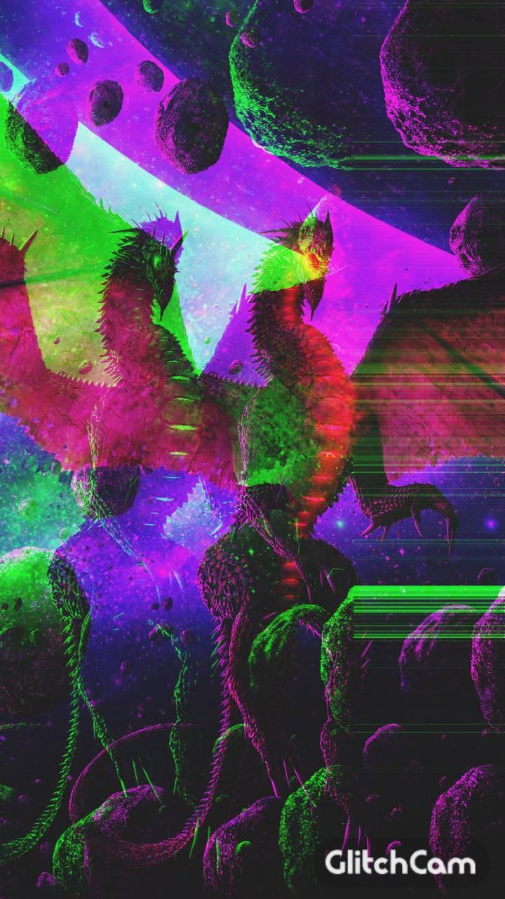 Dragon Glitch
