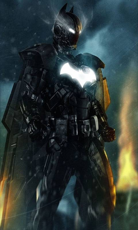 IRON BAT SUIT