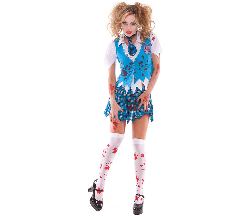Zombie Sxhoolgirl
