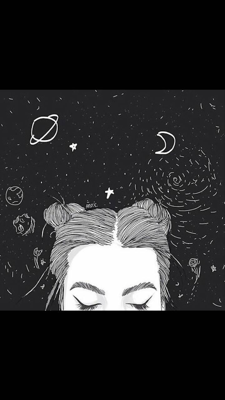Space Buns tumblr