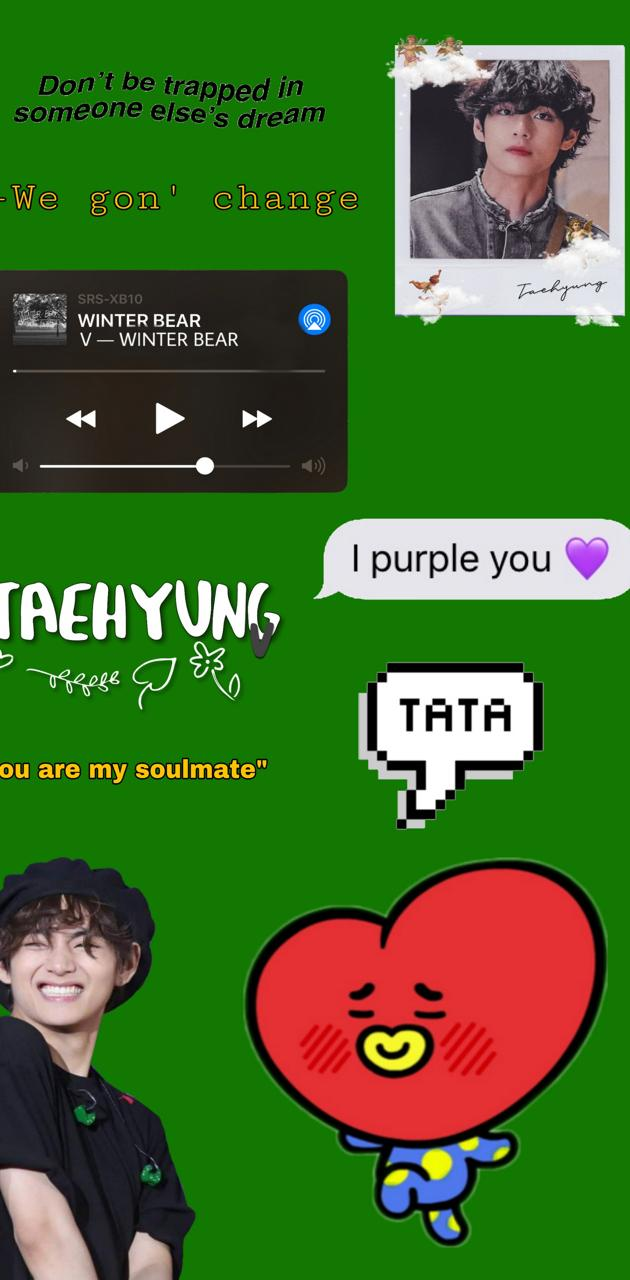 Taehyung aesthetic