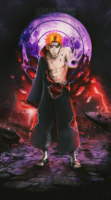 download video naruto vs pain full