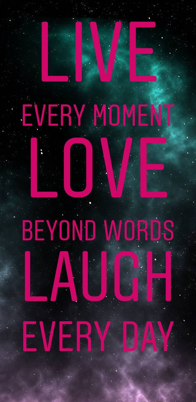 Live love laugh 3