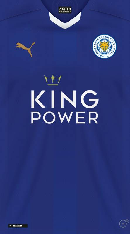 Leicester City Kit