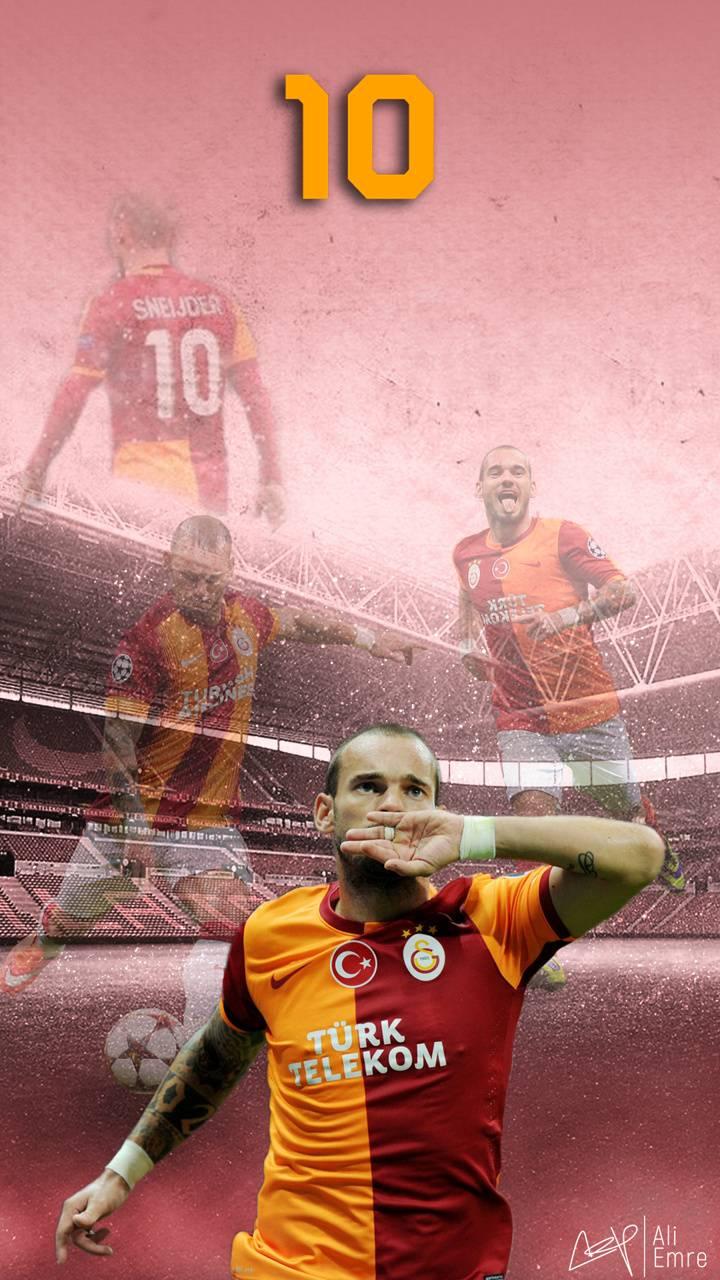 Wesley Sneijder 10